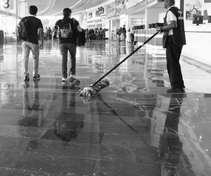 Empresa limpieza Gijón