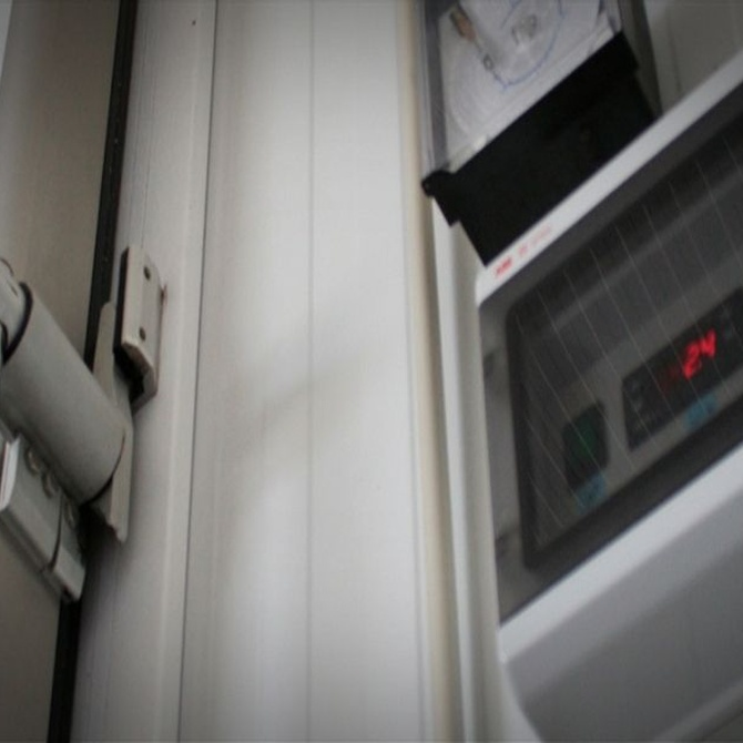 La seguridad laboral en las cámaras frigoríficas