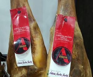 Venta de jamones selectos ibéricos de bellota