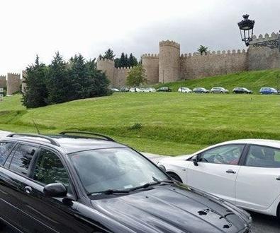 Se retoma el aparcamiento subterráneo junto a la muralla abandonado por la crisis