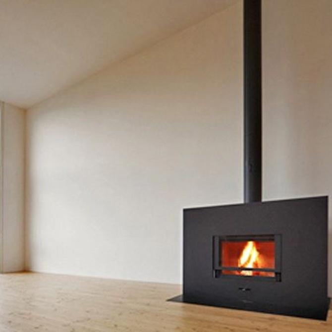 Ventajas de tener en casa una chimenea