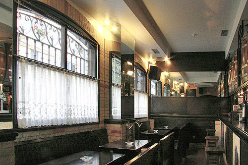 Bar Bodegas Leyre - Mesas