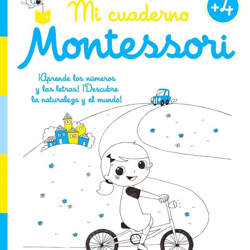 VACACIONES MI CUADERNO DE VACACIONES MONTESSORI 4 AÑOS. ISBN 9788408155003
