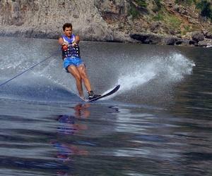 Eslalon de esquí náutico