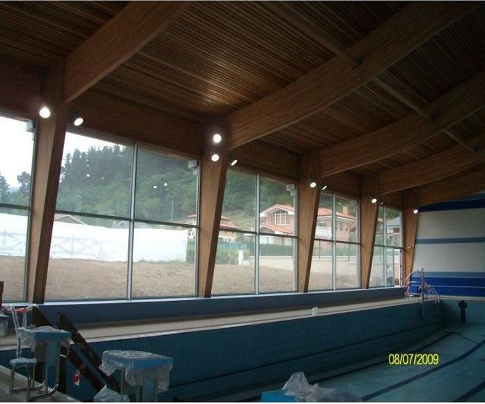 Limpieza fin de obra y limpieza de piscinas