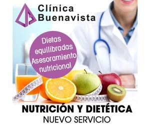 Asesoramiento en nutrición