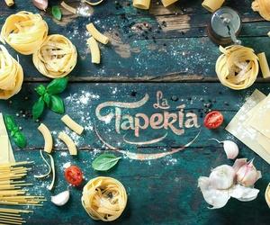 Menú La Tapería