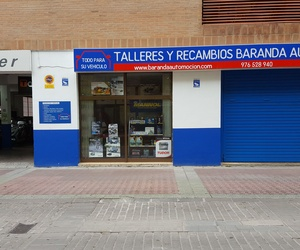 Taller electromecánico Zaragoza