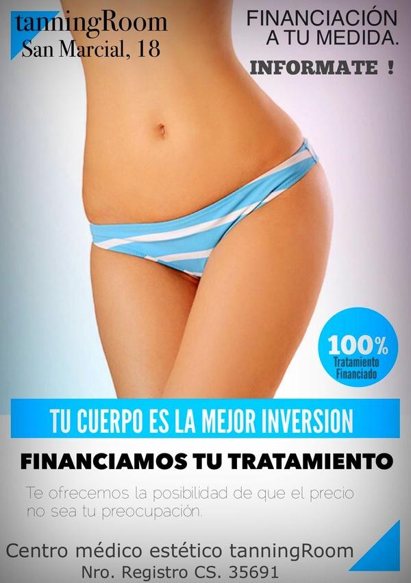FINANCIAMOS EL 100% DE TUS TRATAMIENTOS.