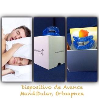 Dispositivo avance mandibular en Madrid. la solución a los trastornos del sueño