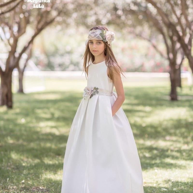 Vestido modelo Karen de Magnífica Lulù