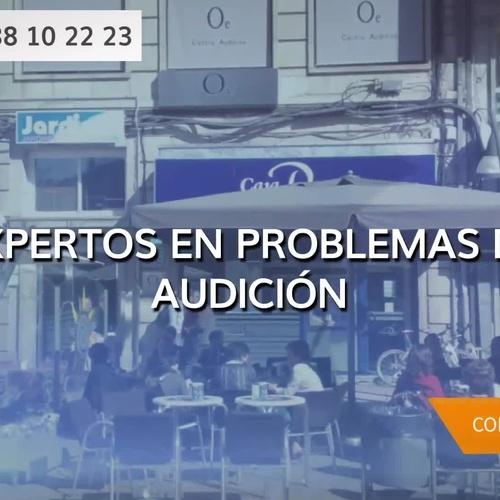 Venta de audífonos en Ourense | Centro Auditivo Oe