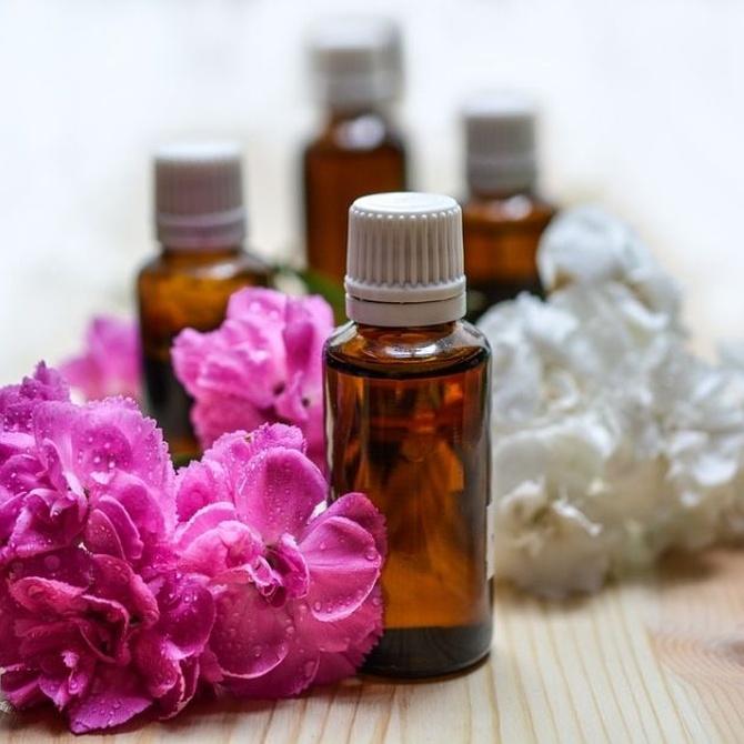 La aromaterapia te puede ayudar