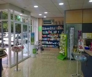 Interior de la farmacia