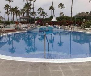 Piscina de gran tamaño en Tenerife