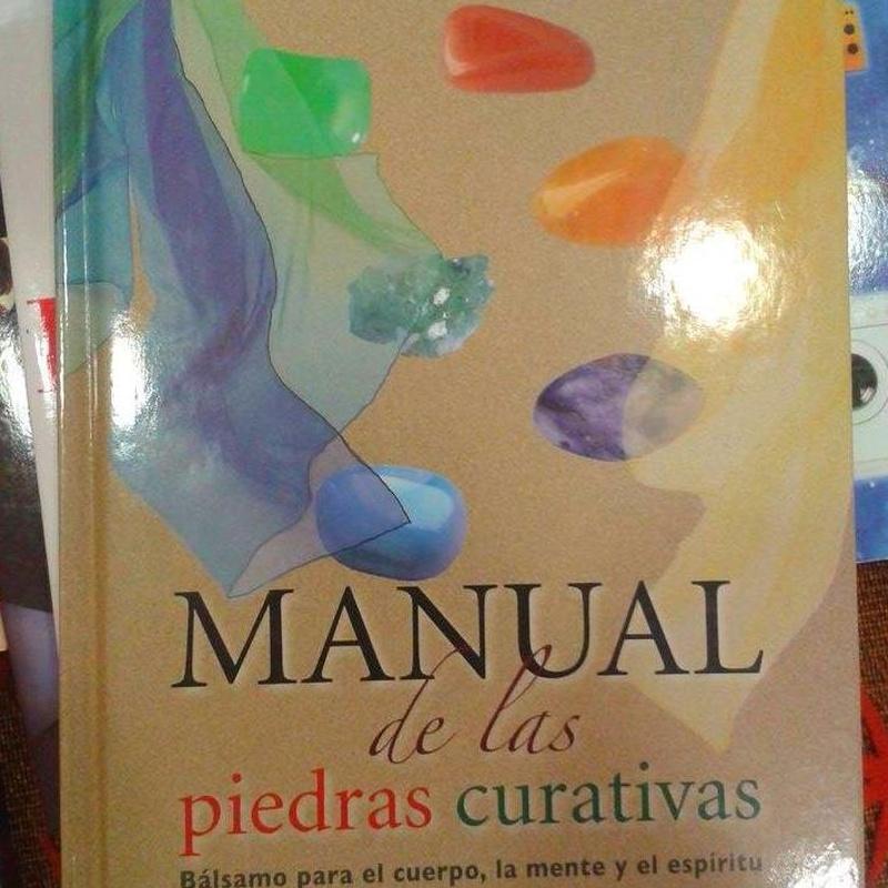 Manual de las piedras curativas: Cursos y productos de Racó Esoteric Font de mi Salut