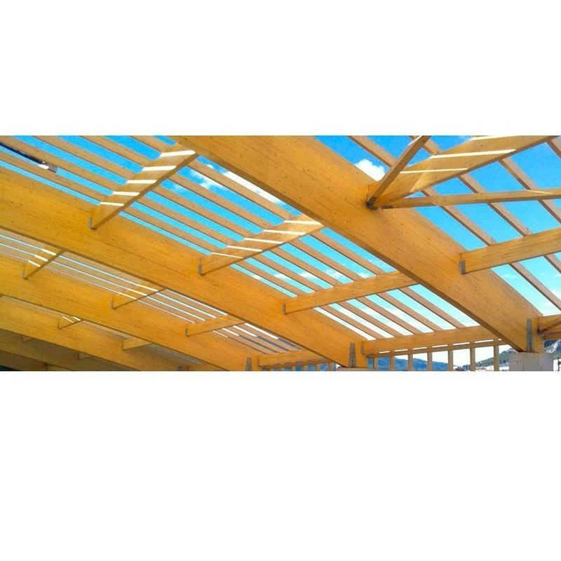 Estructuras de madera: Servicios de Teula i Fusta