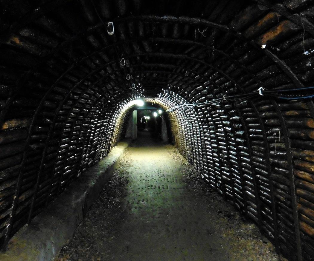 ¿Sabes por qué las vigas que se usan en la minería son de madera?