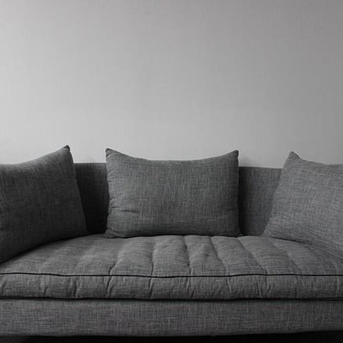Cómo elegir el sofá ideal