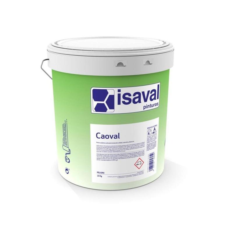 Caoval de ISAVAL en almacén de pinturas en ciudad lineal.