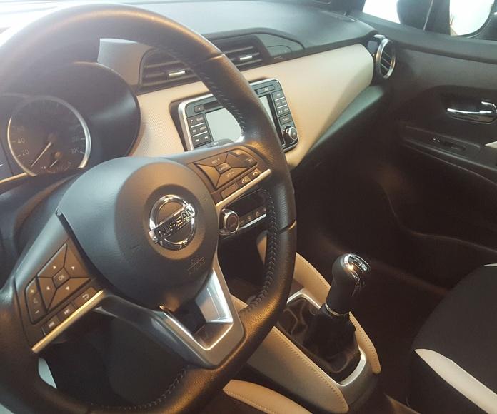 Nissan Micra gasolina 90cv n-connecta: Catálogo de Automòbils Rambla