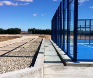 Construcción de pistas deportivas