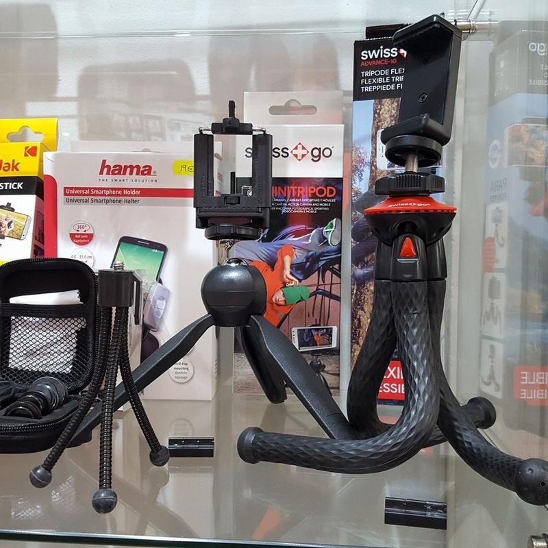 Cámaras fotográficas y accesorios: Servicios y productos de Ibifoto