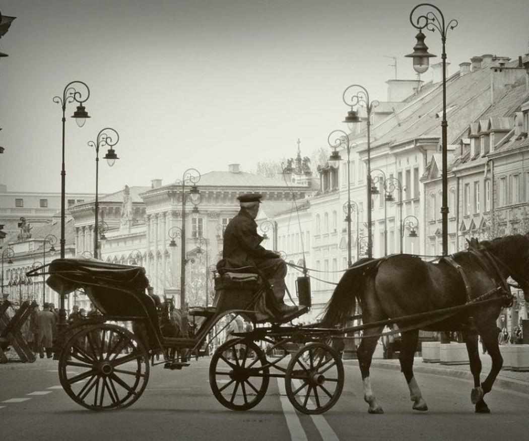 El desarrollo del servicio de taxi en Madrid