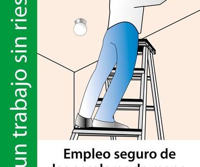 Las caídas de una escalera de mano pueden ser mortales