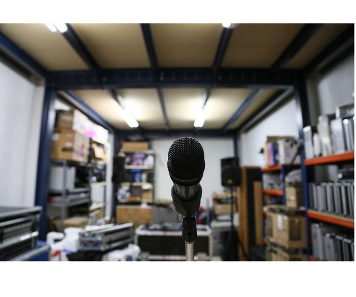 Megafonía: Servicios de Tecnimedia Audiovisual, S.L.