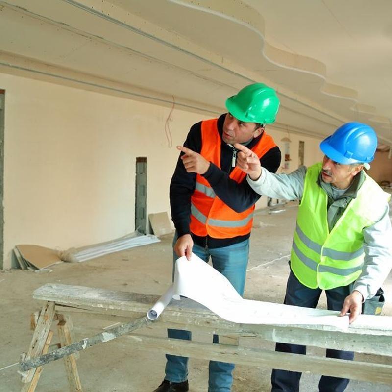 Obras nuevas: Servicios de Reformas con Calidad - Integro Construcciones