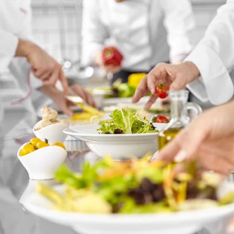 Ensaladas: Amplia carta de Restaurante La Estrella