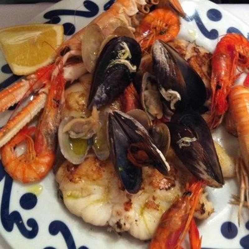 Restaurante Salamanca. Menú 5: Menús restaurantes de Grupo Silvestre