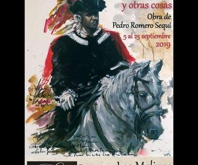 """EXPOSICIÓN D. PEDRO ROMERO, """"ALBACETE, SU FERIA Y OTRAS COSAS"""" EN GASTROBAR/RESTAURANTE LOS MOLINOS"""