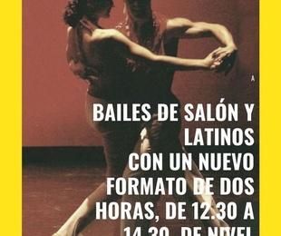 Clases bailes de salón
