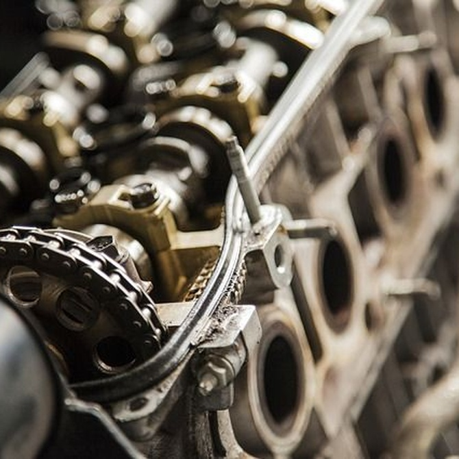 Tipos de motores y sus ventajas e inconvenientes