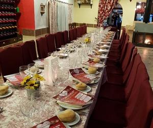 Comedor grande Restaurante - Hotel de Carretera El Oasis**