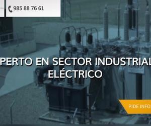 Trabajo en subestaciones en Asturias: A.C.G. Ingeniería