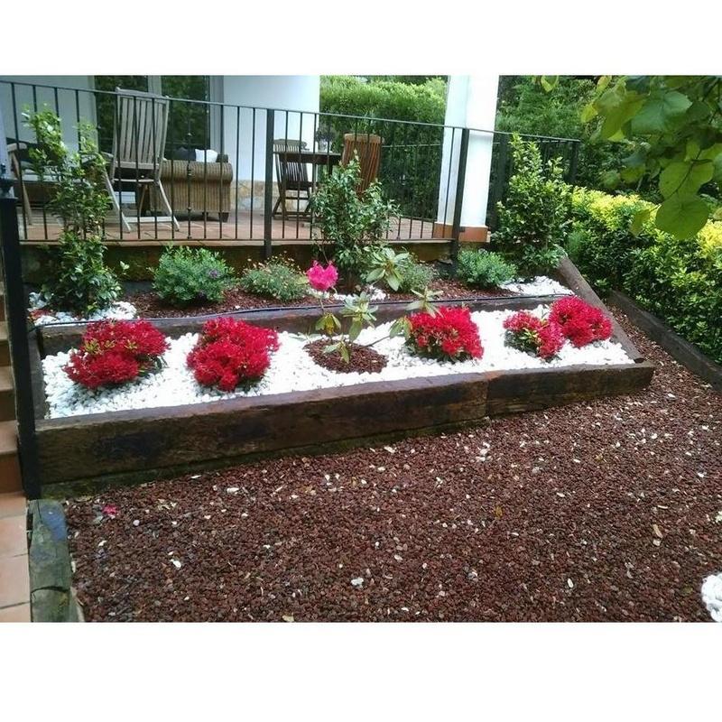 Diseños de jardines: Diseños de jardines de Espacios verdes del Norte
