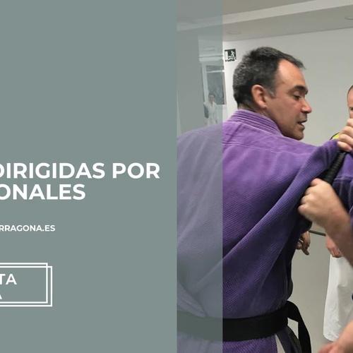 Clases de Grappling, bjj, hatha yoga en Tarragona | Mushin Espai