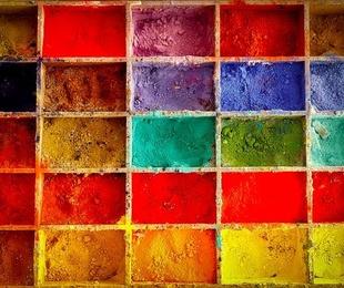 Diferentes tipos de pintura