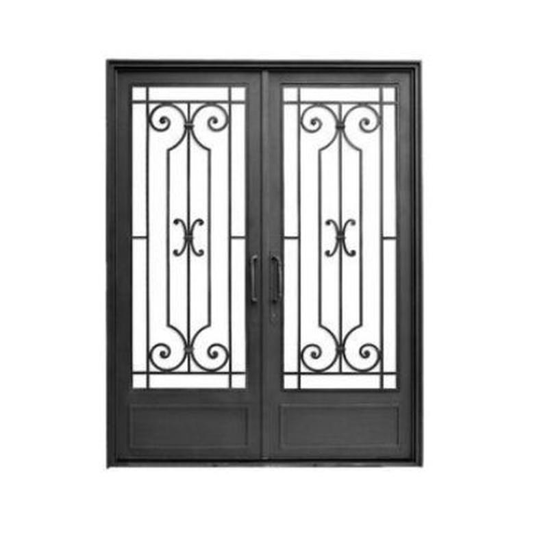 Puertas de hierro: Servicios de JUMA