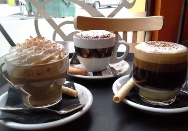 Cafés y Tés especiales
