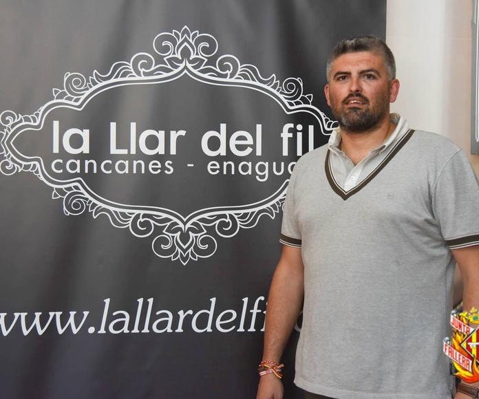 Visita de la Corte, Junta Local y indumentarista de Alzira.