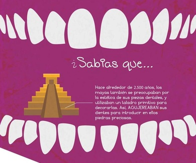 Desde el tiempo de los Mayas