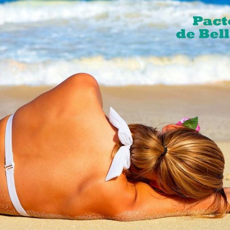 Tratamientos corporales: Tratamientos de Pactos de Belleza