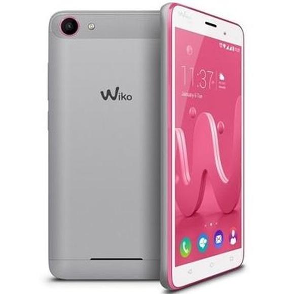 """Wiko JERRY 5"""" WVGA Q1.3Ghz 8GB Rosa : Productos y Servicios de Stylepc"""