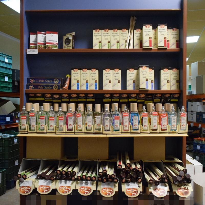 Aromas e inciensos: Productos  Y Catalogo. de La Rosa del Azafrán