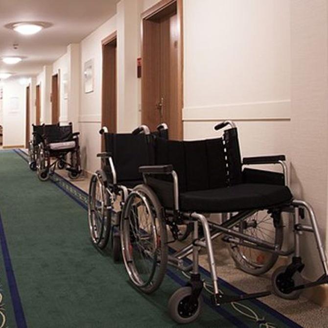 Cómo elegir una silla de ruedas