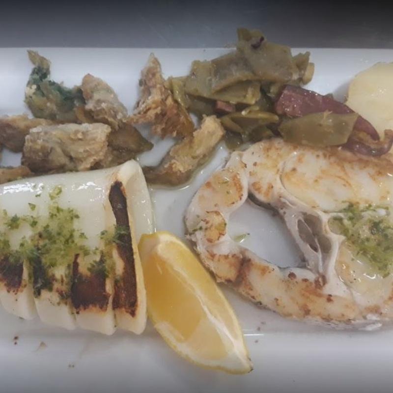Pescados: Nuestra Carta de Restaurant Ca La Maria